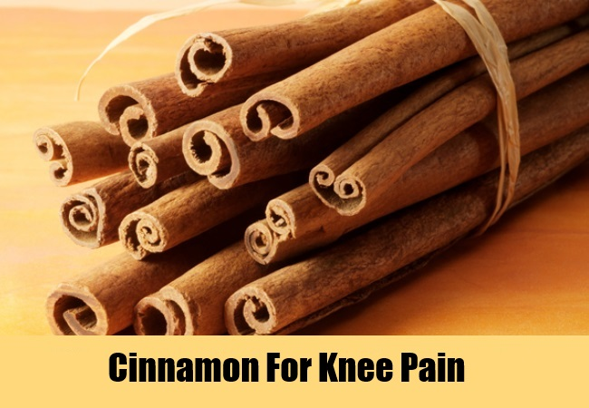 Cinnamon For Knee Pain