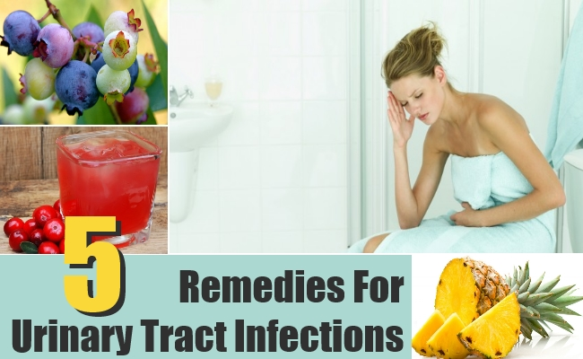 Remedies For Urinary Tract Infections