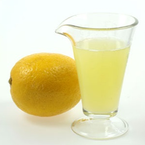 Use Lemon Juice