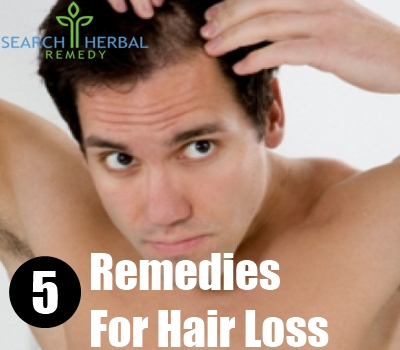 5 Remedies For Hair Loss