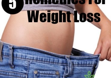 5 Remedies For Weight Loss