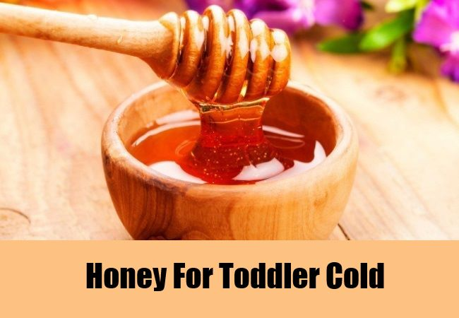 Honey For Toddler Cold