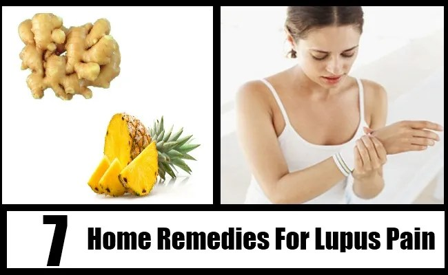 Remedies For Lupus Pain