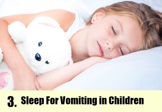 9 Home Remedies For Vomiting In Children - Natural ...