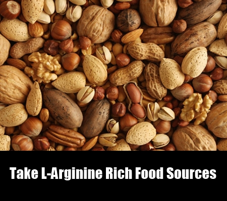 l-arginine rich food sources