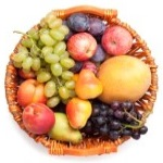 Grapes, Apples and Blackberries