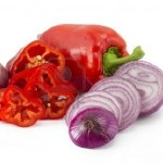 Red Pepper & Onion