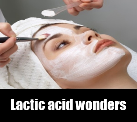 lactic acid wonders
