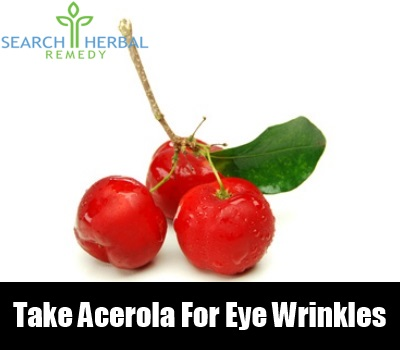how to get rid of eye wrinkles home remedies