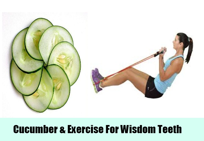Cucumber & Exercise
