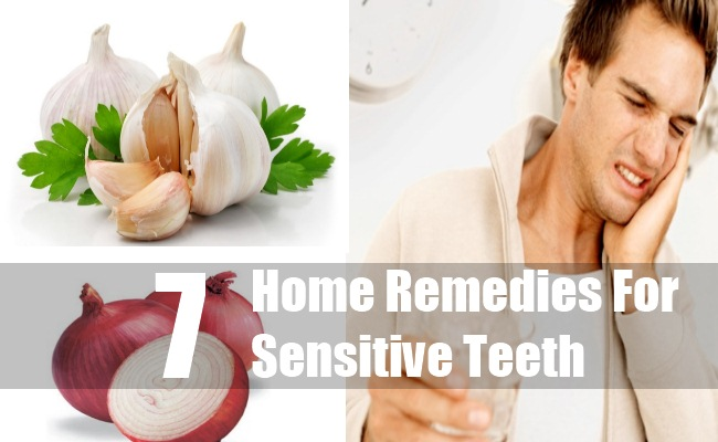 Natural Remedy For Sensitive Teeth And Gums