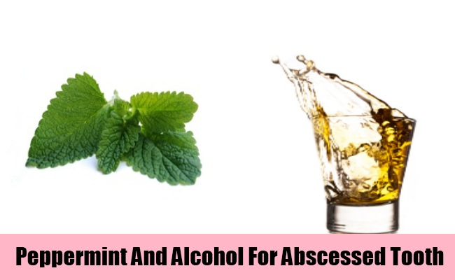Tremendous Effect Of Peppermint And Alcohol