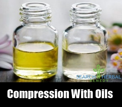 compression with oils