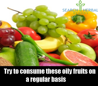 oily fruits