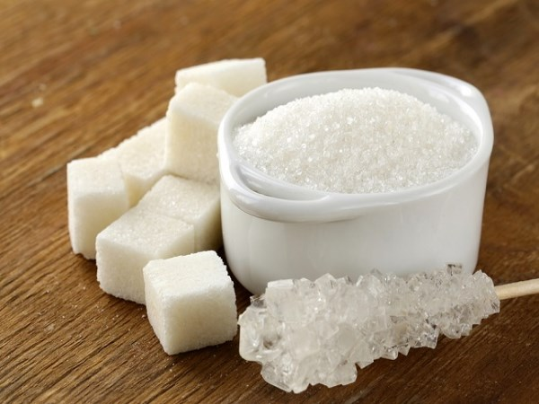 Avoid White Sugar