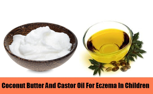 Coconut Butter And Castor Oil