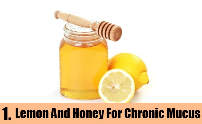 Using Lemon And Honey