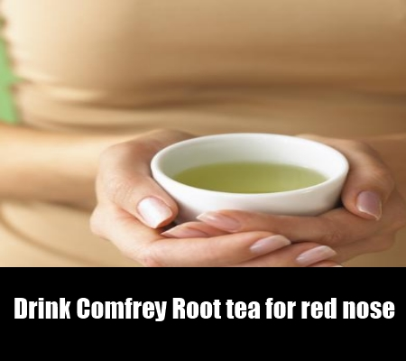 comfrey root tea