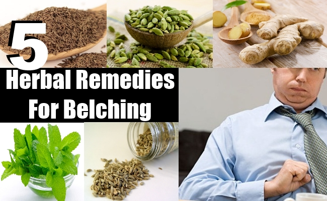Don't Get Embarrassed – You Have These Natural Home Remedies For Belching
