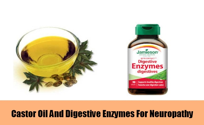 Castor Oil And Digestive Enzymes