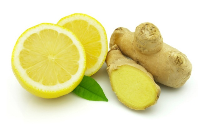 Lemon Juice With Ginger