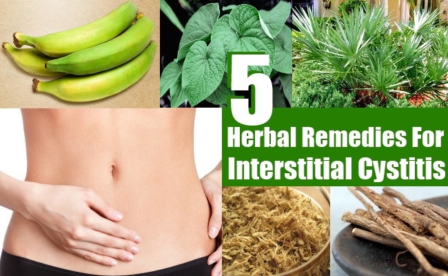 Remedies For Interstitial Cystitis