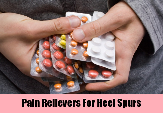 Use Pain Relievers And Take Rest