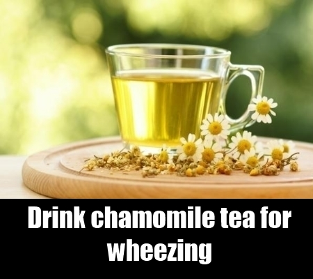 Cough Due To Wheezing Natural Remedies