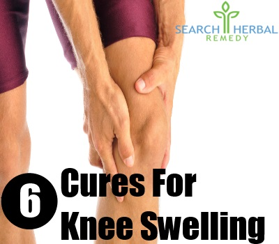 6 Cures For Knee Swelling