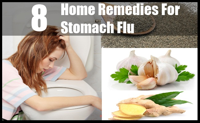 what can i take for a stomach virus