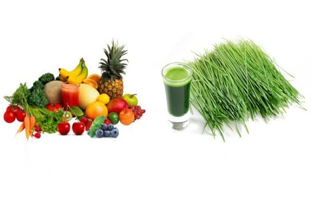 Vitamin A And Chlorophyll