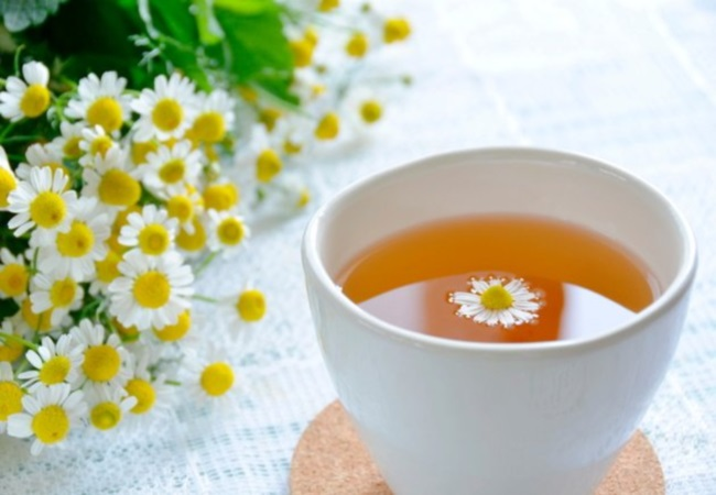 Chamomile Tea For Excessive Gas And Bloating