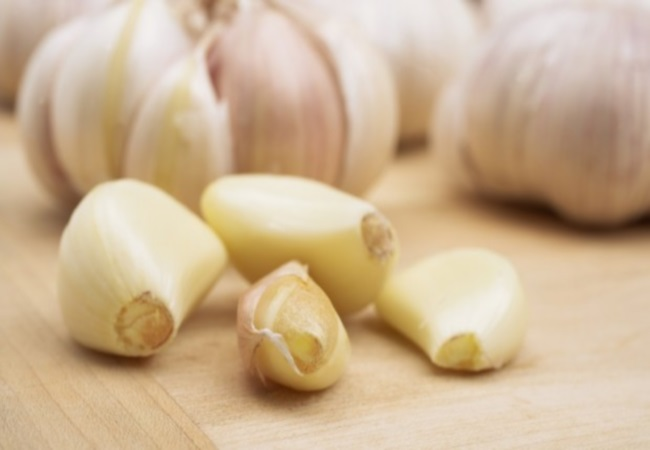 Garlic For Toenail Fungal Infections