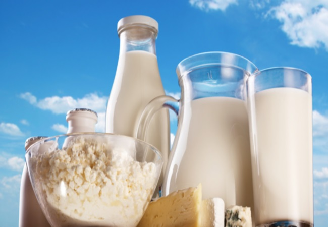 Milk Products For Teeth Whitening
