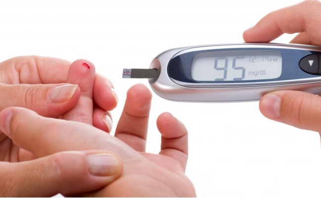 Diet and maintain your blood sugar level