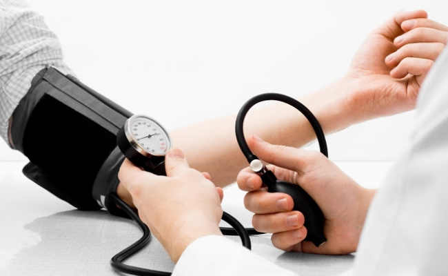 Keep Blood Pressure Under Control