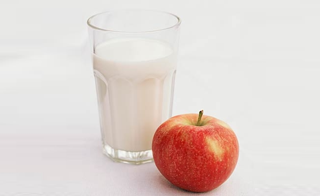 Relax With Milk Or Snack