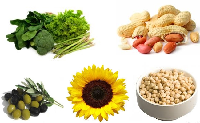 Vitamin E Rich Diet