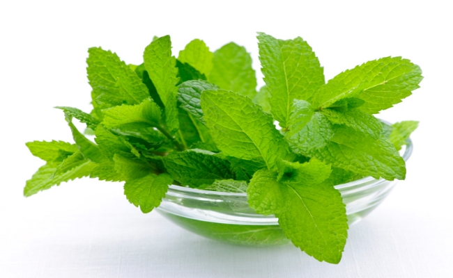 Cool It With Some Mint