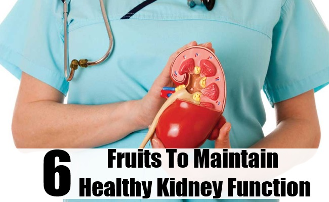 Fruits To Maintain Healthy Kidney Function