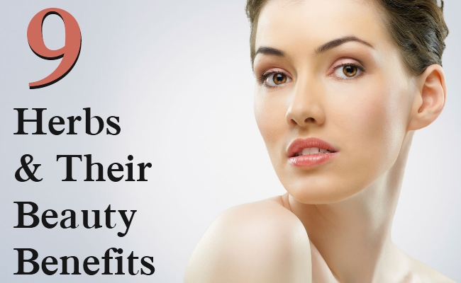 Herbs And Their Beauty Benefits