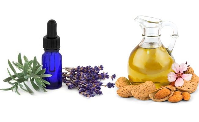 Lavender Oil And Almond Oil