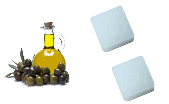 Olive Oil And Camphor