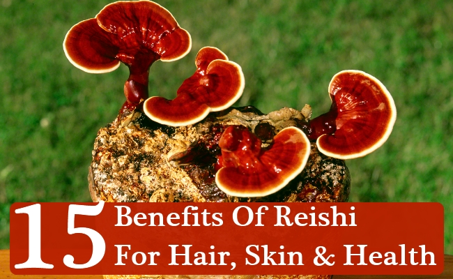 Benefits Of Reishi For Hair, Skin And Health