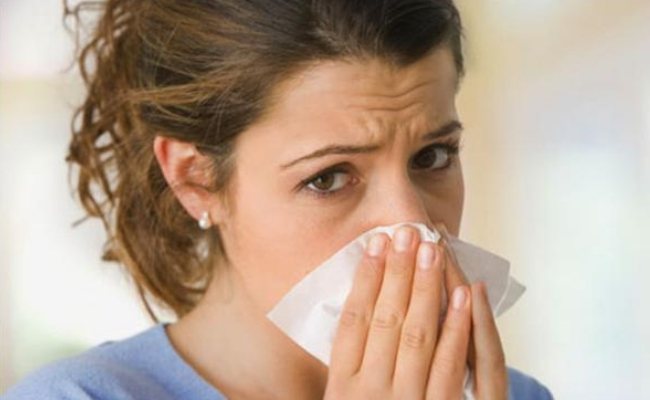 Clear Blocked Nose