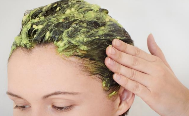 Use Home Made Hair Mask