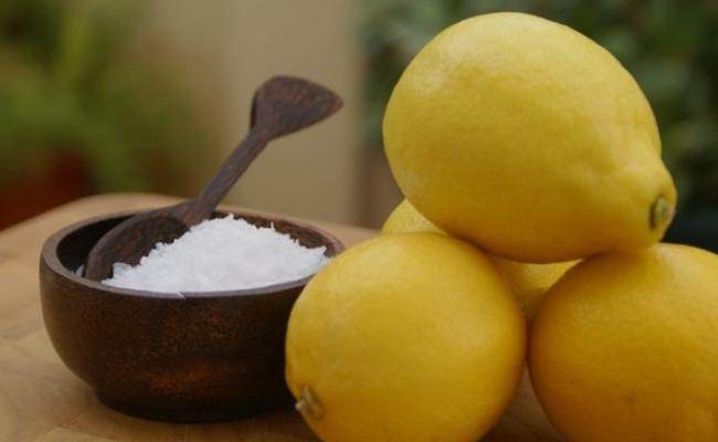 Salty Lemonade