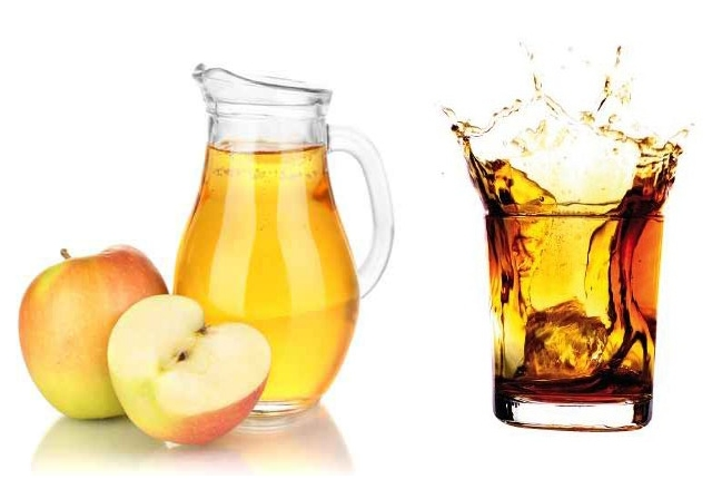 Apple Cider Vinegar & Alcohol