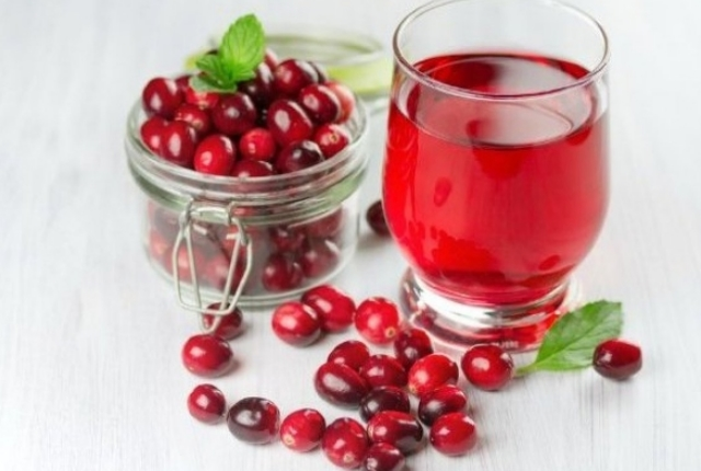 Cranberry Juice For Pus Cells In The Urine Caused By UTI
