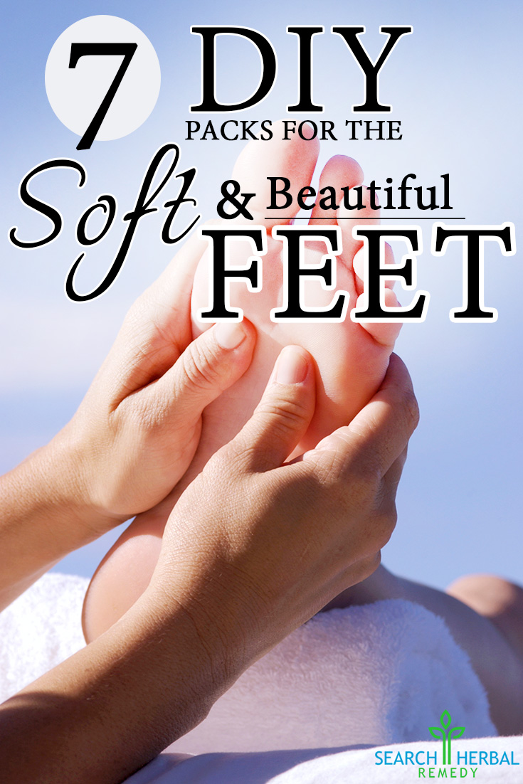 7 Best DIY Packs For The Soft And Beautiful Feet
